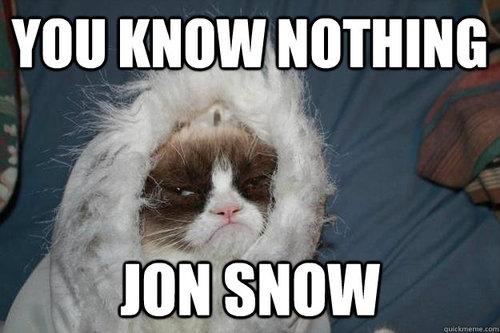Jon snooowwww!