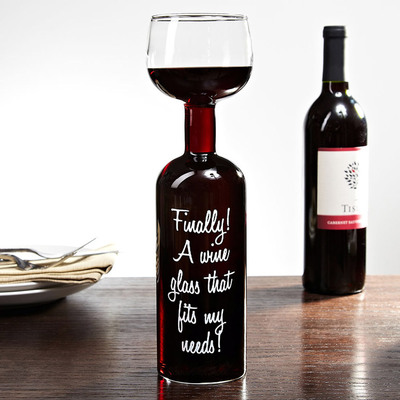 The perfect wine glass