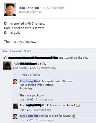 Oh Kim-Jong-God