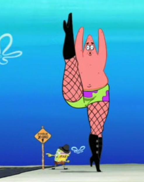 Sexy Patrick