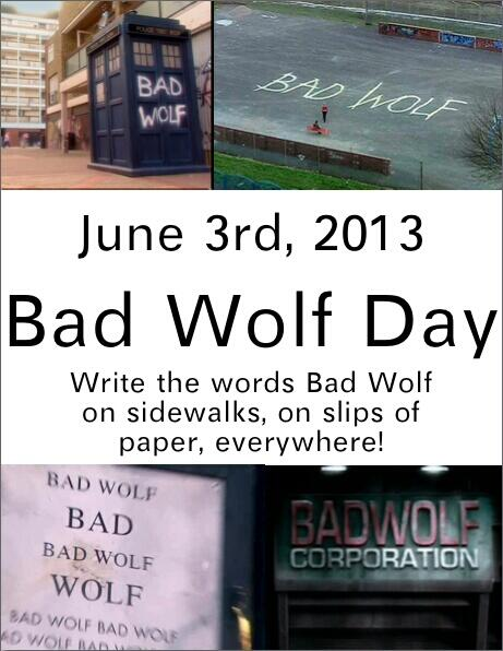 bad wolf day