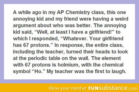 Why you shouldn't mess with nerds