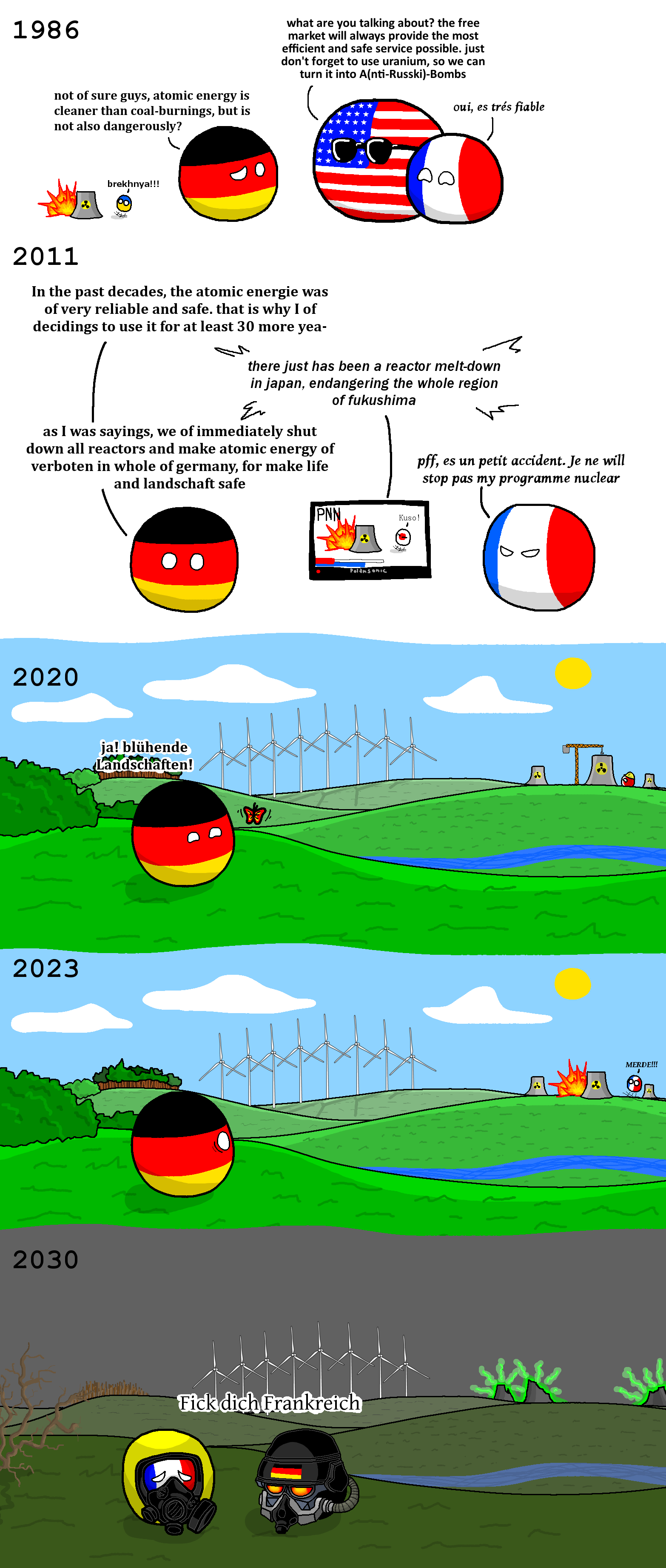 Germany and the nuclear phase-out