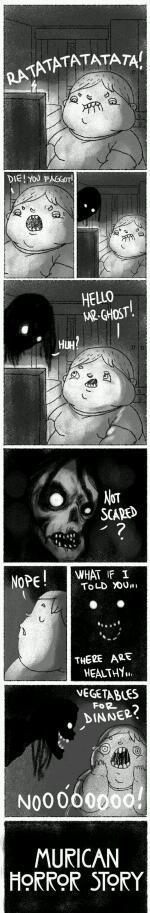 Murican horror story