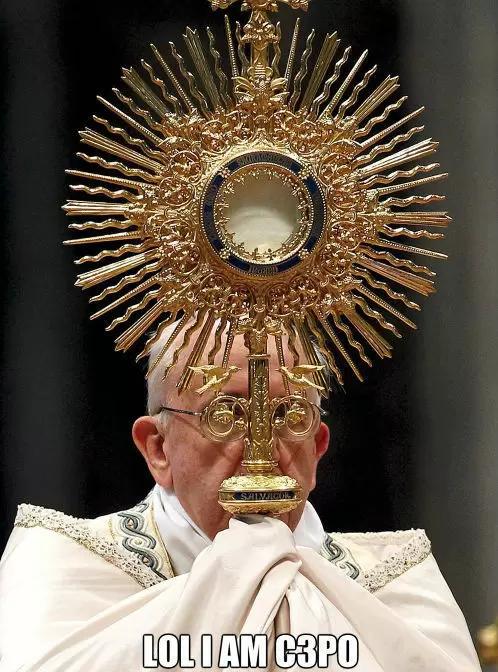 Pope C3PO