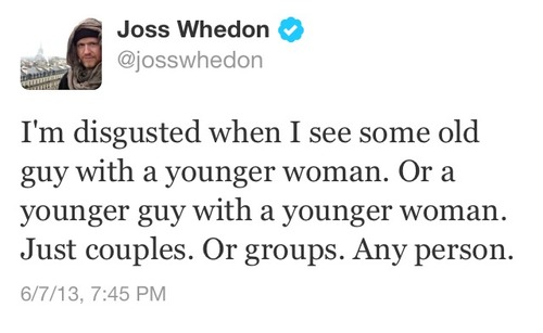 Life... Life happened to Joss.