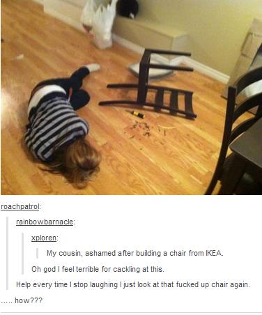 IKEA level: Fail