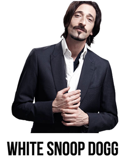 White Snoop Dogg