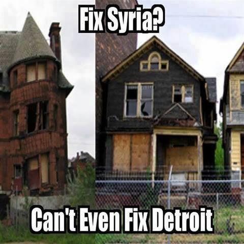 Fix Syria ?