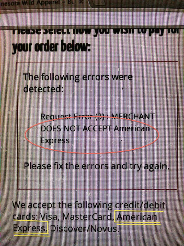 Who Accepts American Express >> Does Sheetz Accept American Express