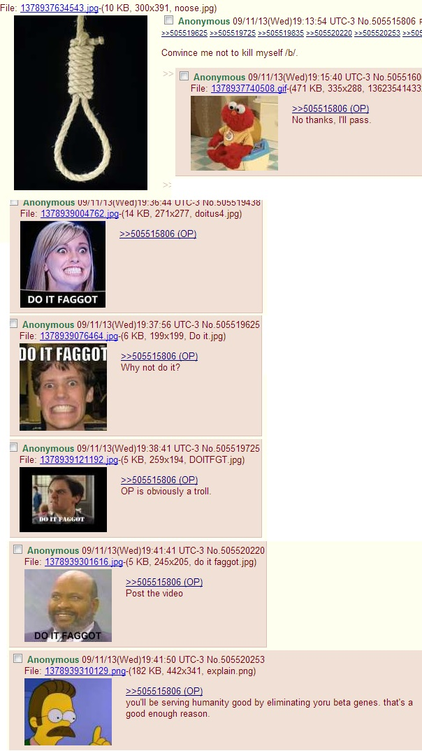 /b/, always helpful