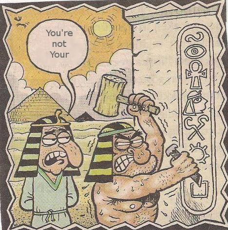 Grammar Tutankhamun