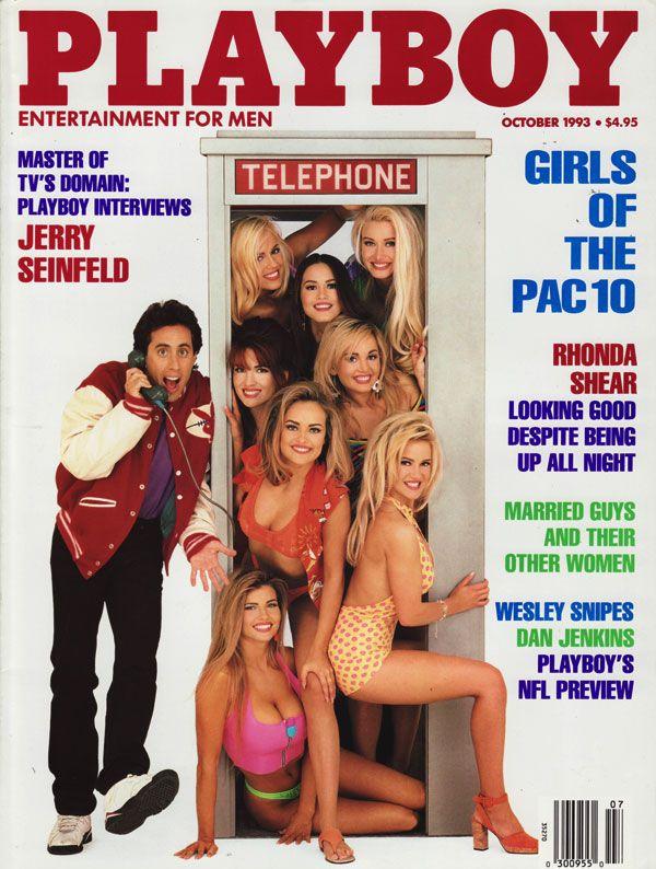 Эротический журнал 1993 12 фотография