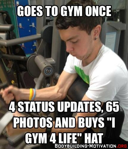 Funny Gym Meme Tumblr : We all have that one friend