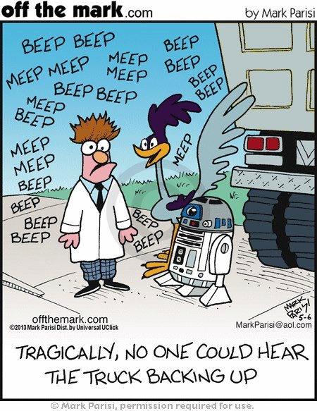 Tragically...