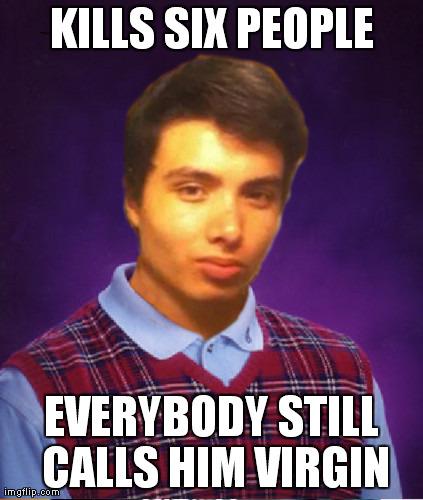 Bad Luck Elliot