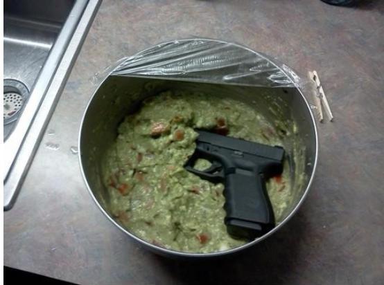 Gun sauce