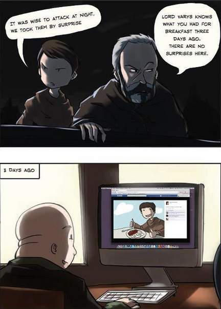 Varys rules!