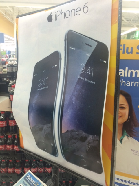 Walmart really is all about honest advertising