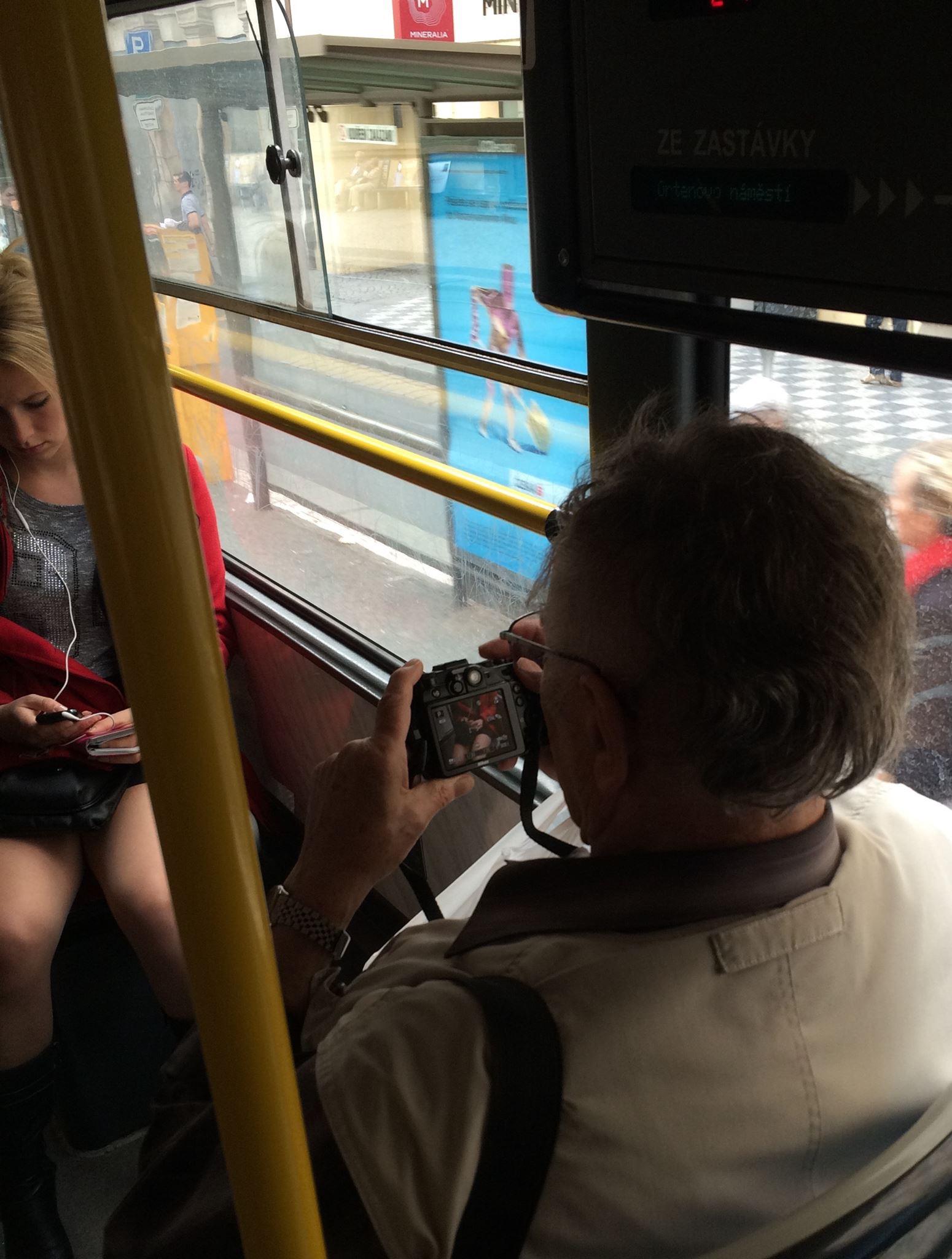Трется об женщину в автобусе 28 фотография