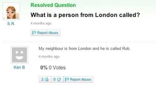 Or Londonian
