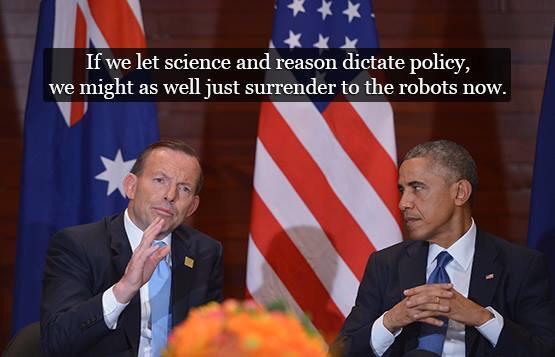 Prime Minister of Australia everyone..