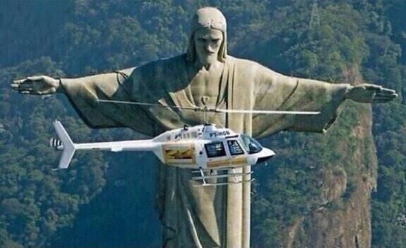 When you finally see the mosquito