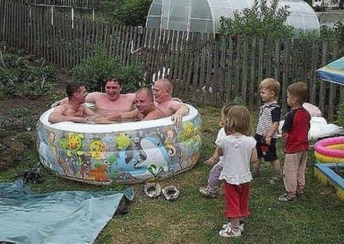 Image result for gross kiddie pool