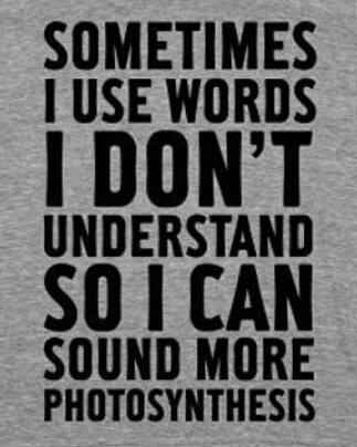 Big Words And Me