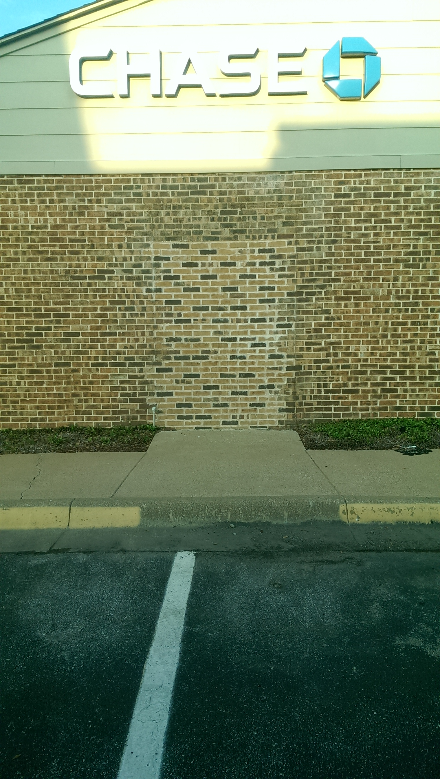 If videogames have taught me anything, I can bomb this wall to find a secret.