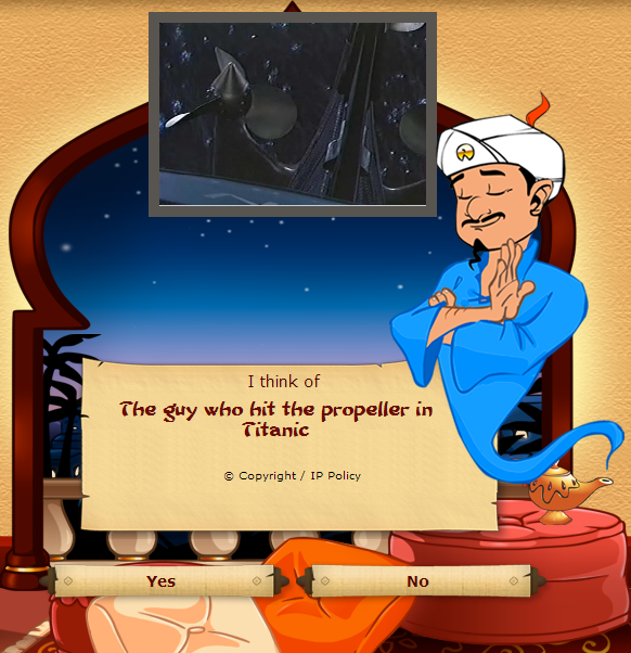 akinator, how the ***?