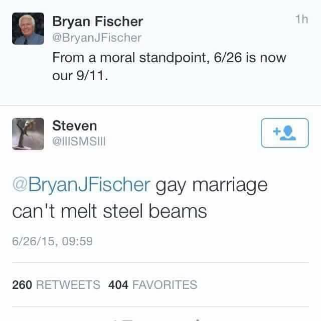 Steven is a savage