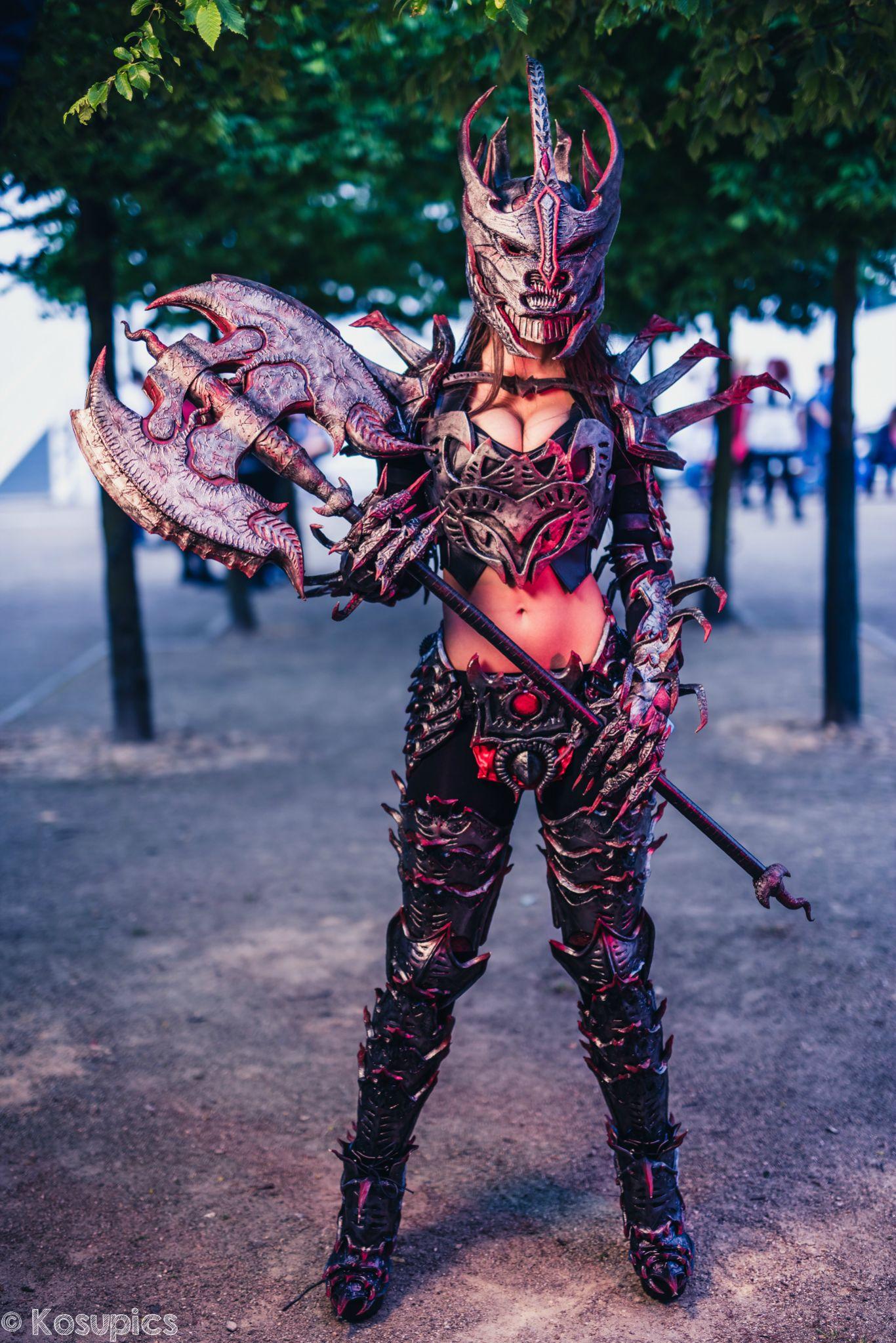 Oblivion cosplay xxx tubes