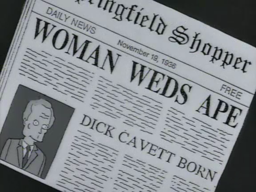 cavett biography Dick
