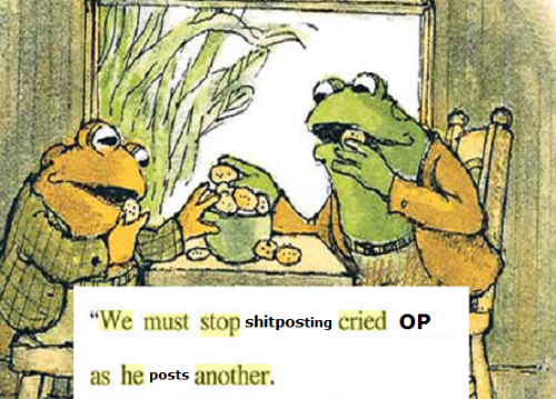 posts complaining about OC be like