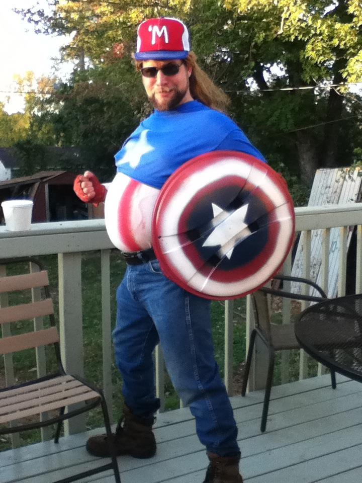 Captain murrica!