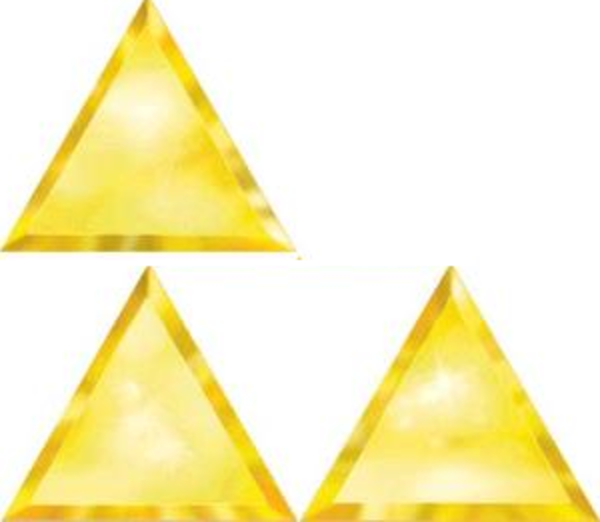 I bet you can't even triforce