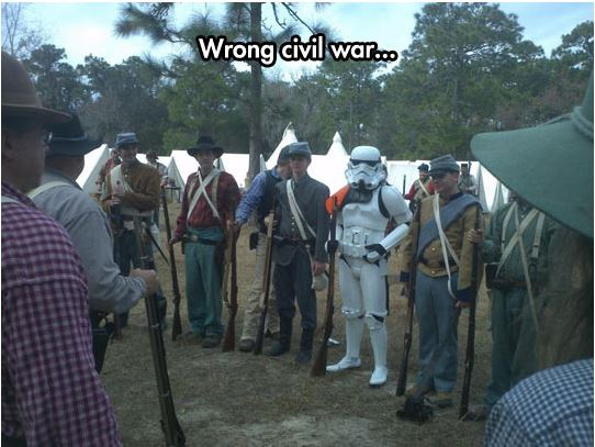 Wrong Civil War