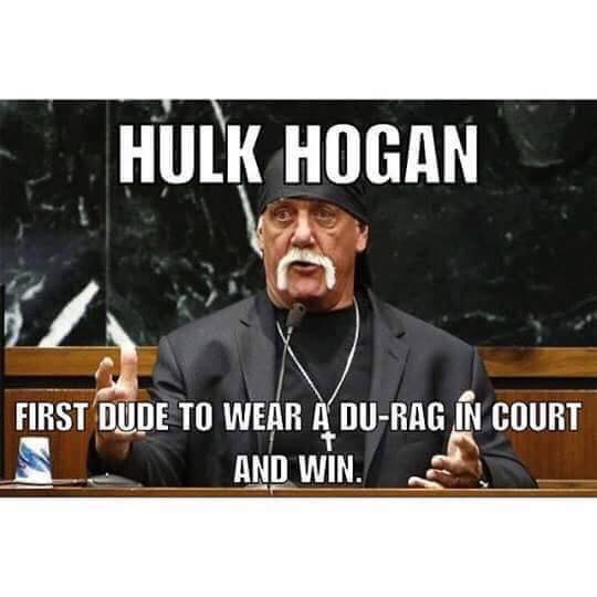 Hulk Hogan is one of a kind.