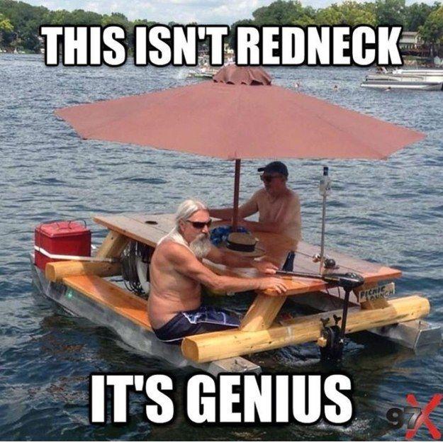 Redneck Picnic