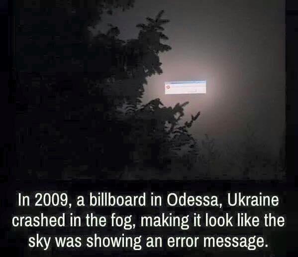 404 Sky not found