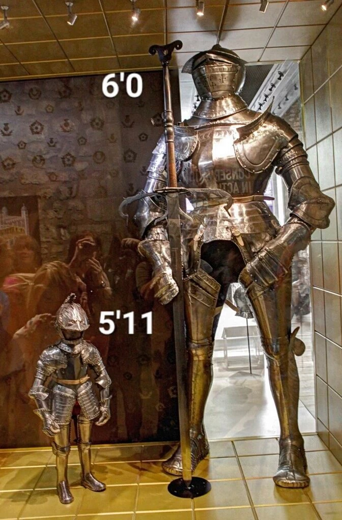 How some girls on tinder view height