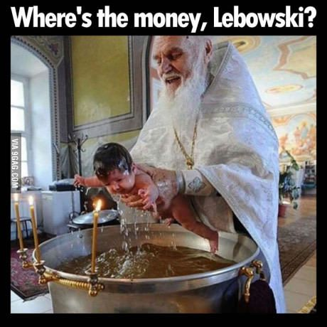 Where's the money, Sh*thead ?