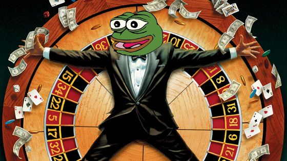 The HUGELOL Casino just refunded the losses of everyone who gambled within the last 24 hours!