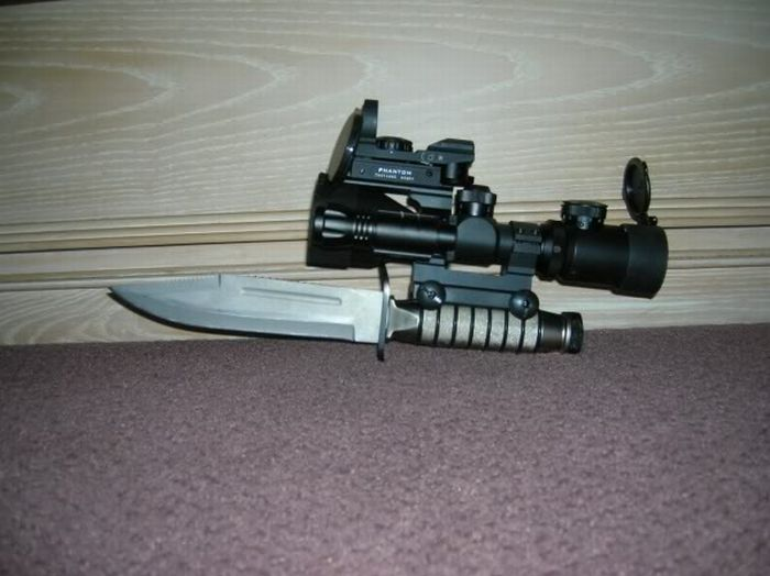 scoped knife your argument is invalid