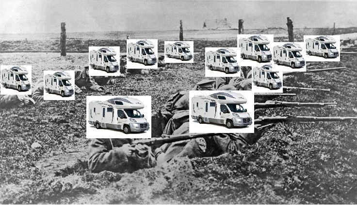 If Battlefield 1 gameplay truly represented WWI warfare