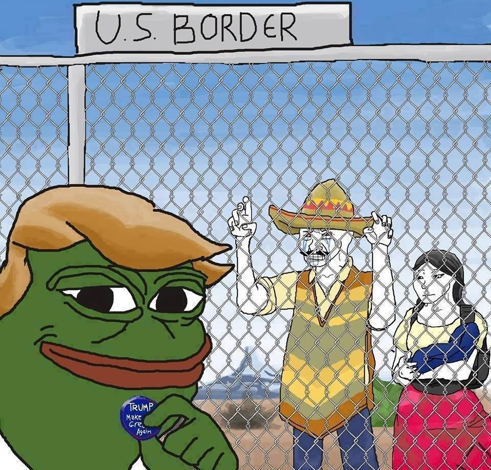 MFW as a Mexican hears that Trump is winning elections