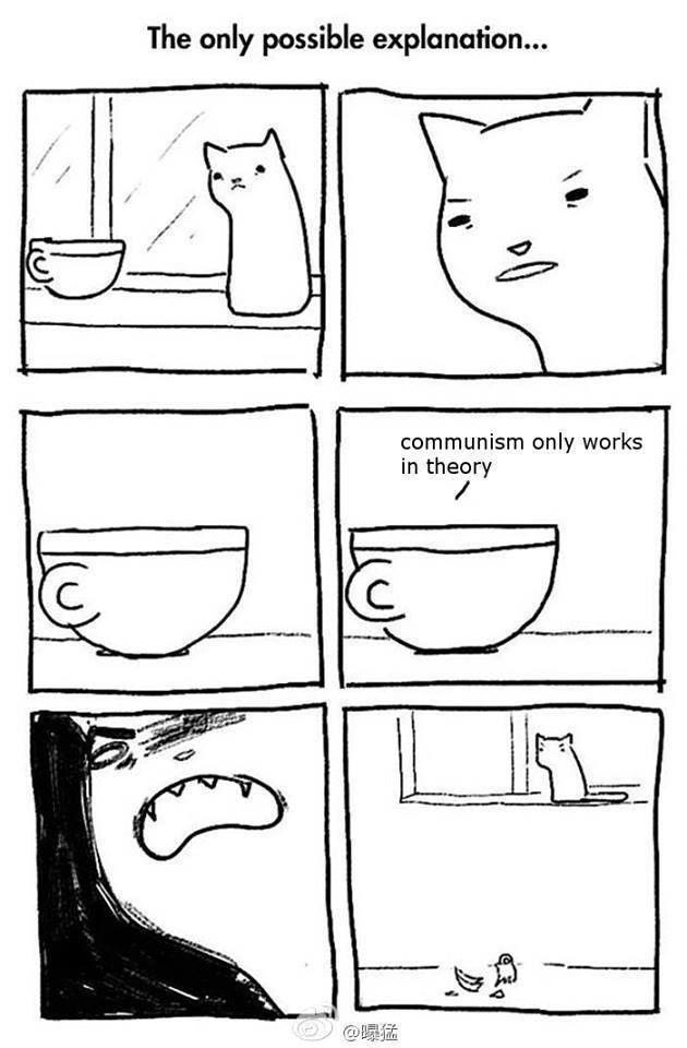 Socialize the Memes of Produtcion ☭