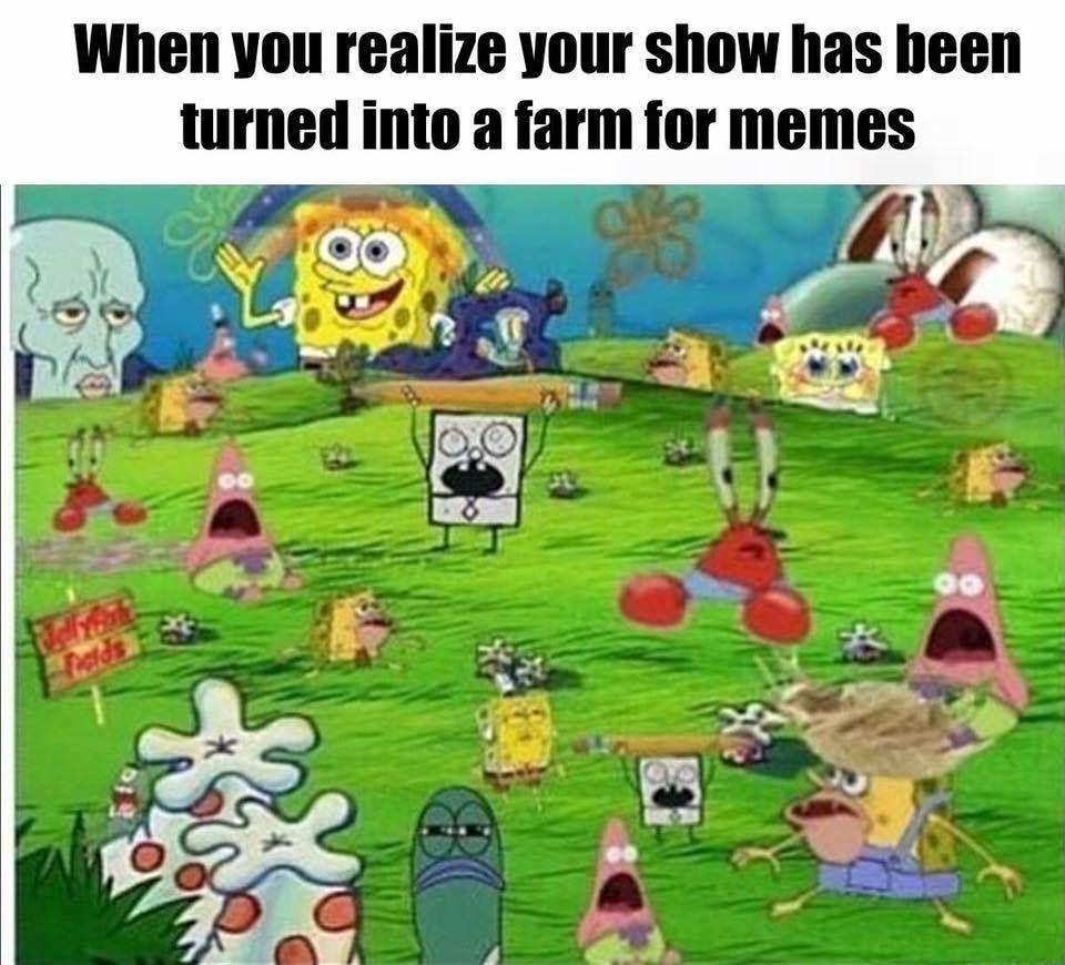 Its time to burn the farm fellas
