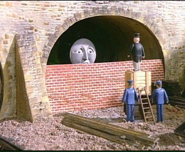 Live feed from the Channel Tunnel
